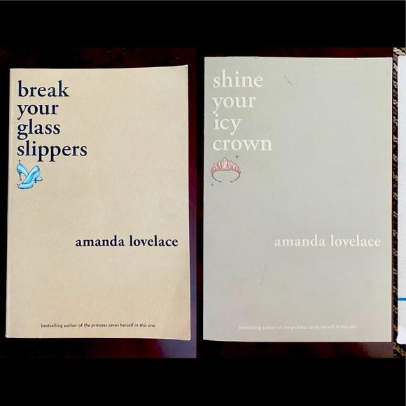 Amanda Lovelace Books